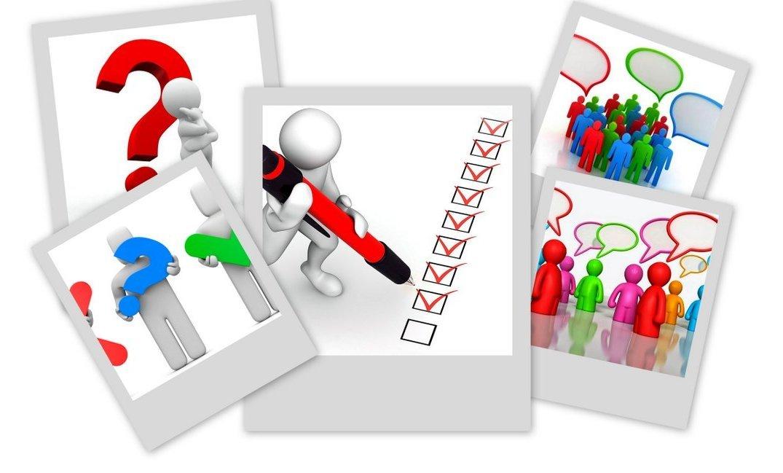 опросы, голосования и отзывы...