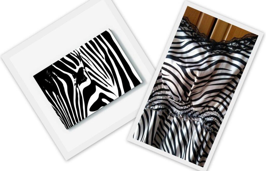Модный принт 2020 — зебра