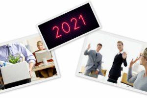 Увольнение 2021