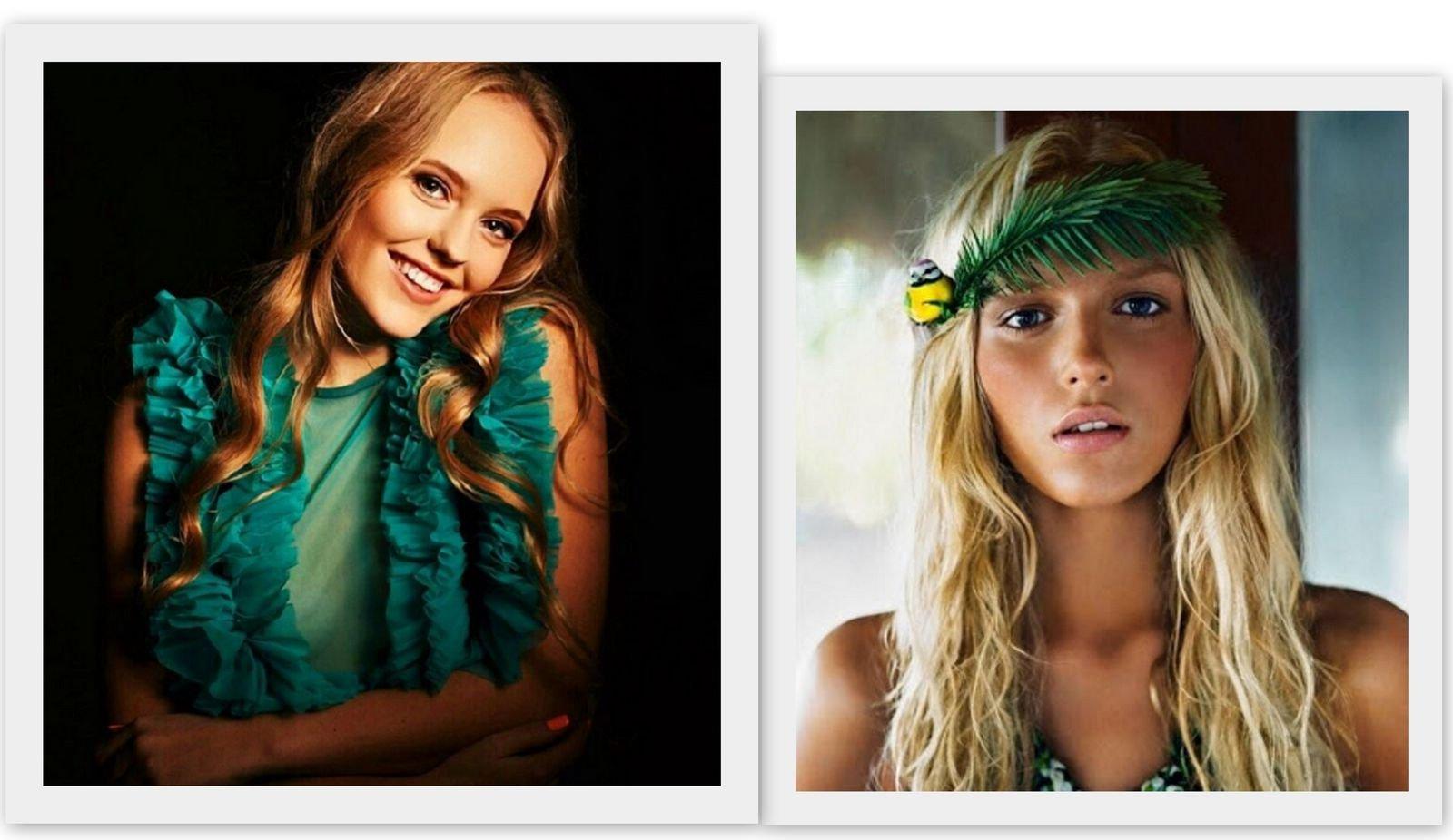 Красивые девушки из Латвии