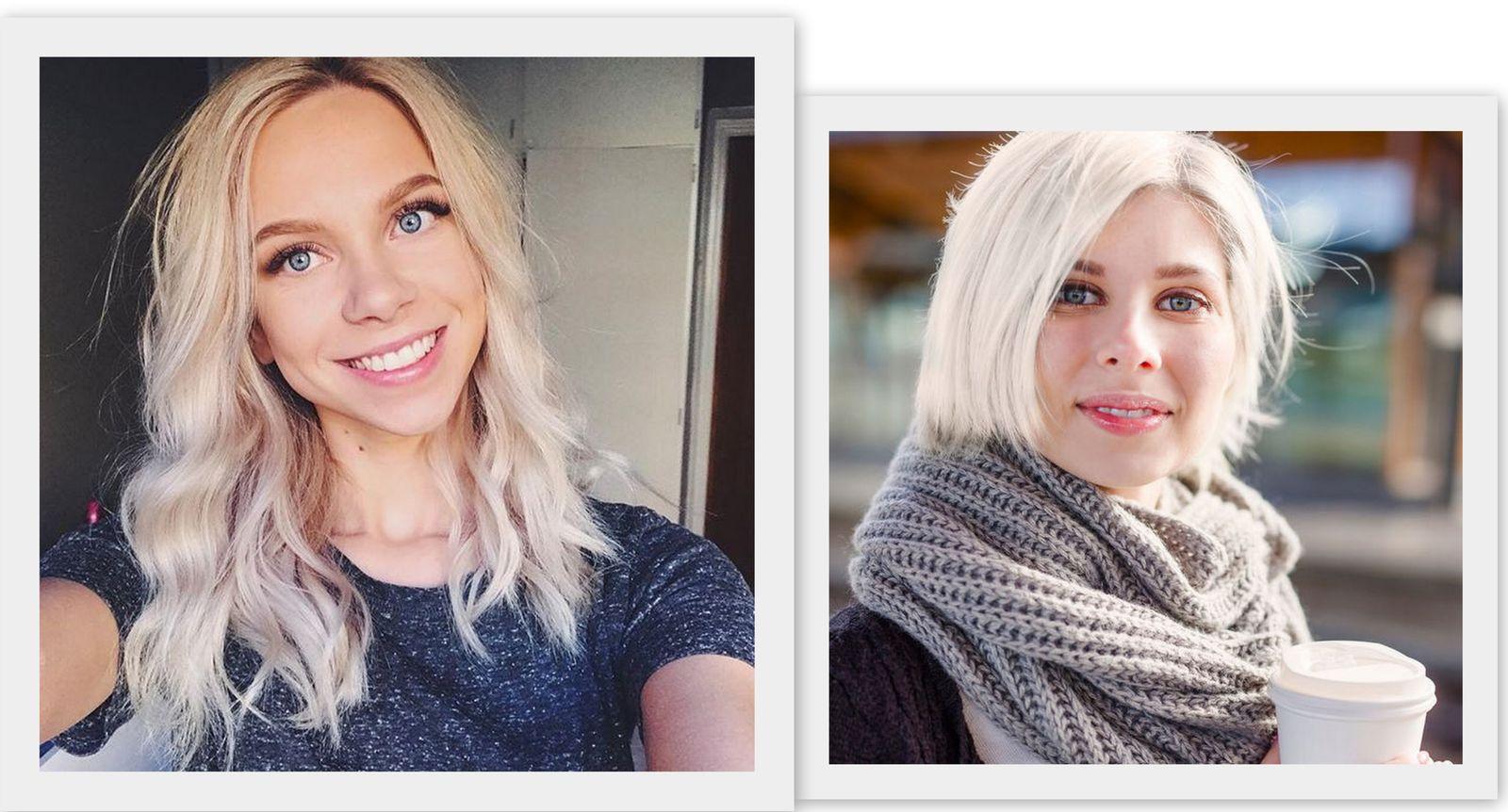 Красивые девушки из Швеции