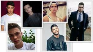 Красивые парни
