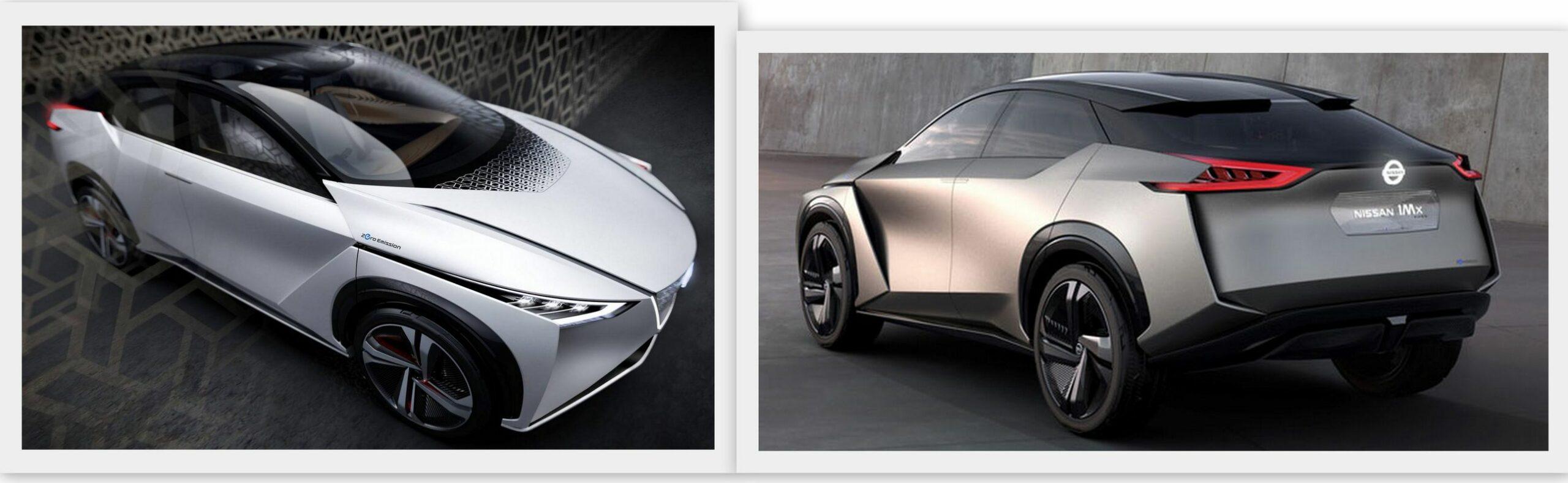 Nissan IMx 2021