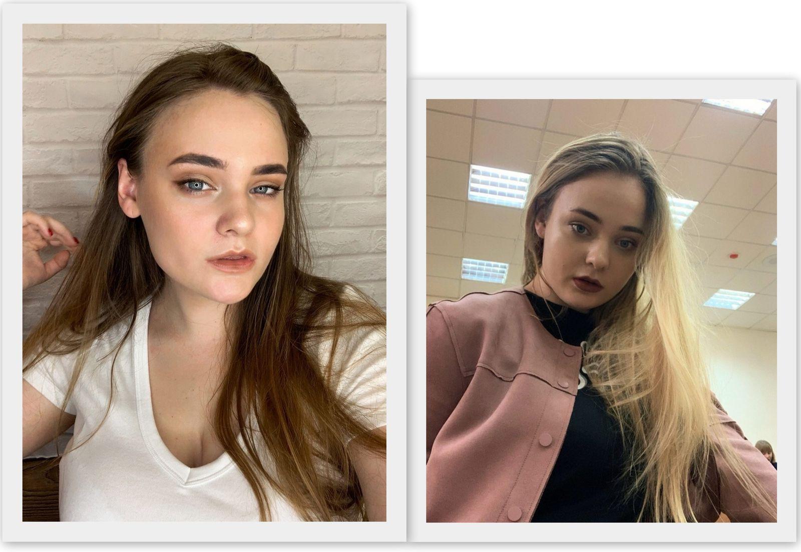 Самые красивые девушки 2021