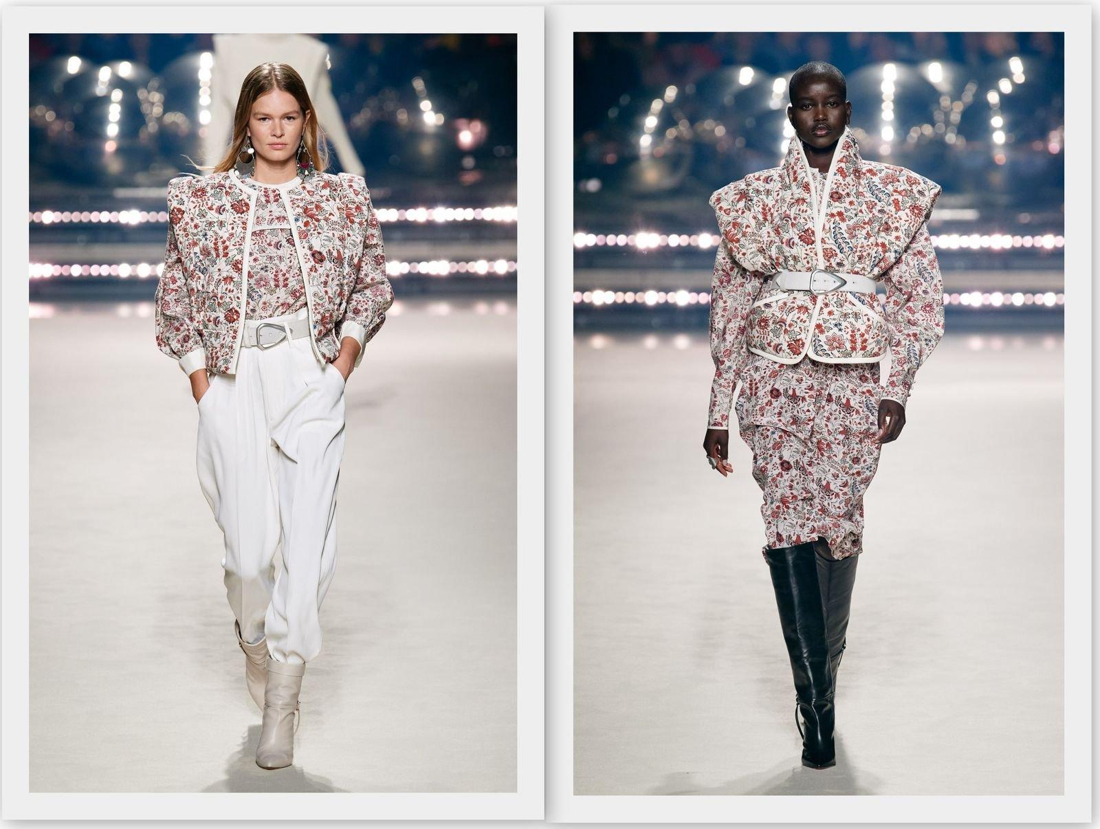 Куртки от Isabel Marant