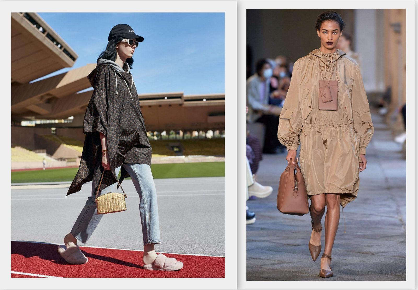 Модные ветровки 2021