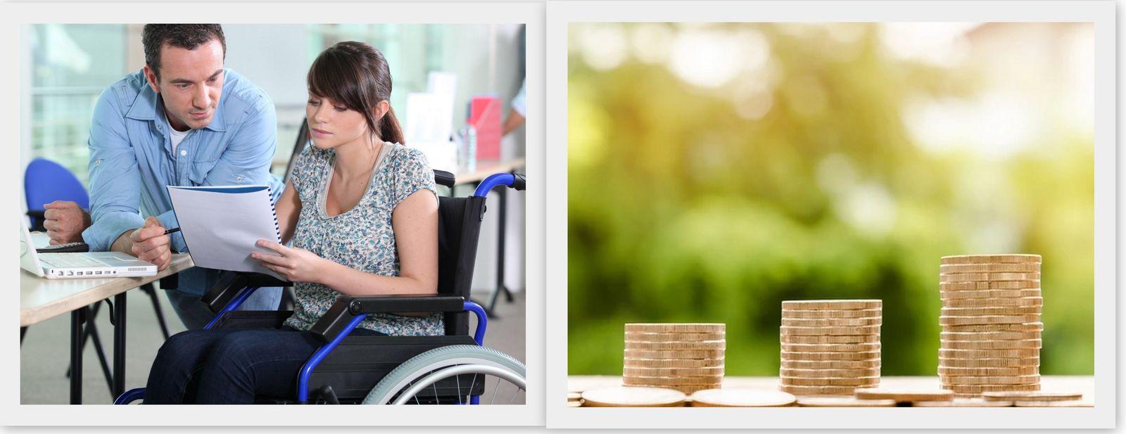 Насколько вырастут пенсии по инвалидности в 2021 году
