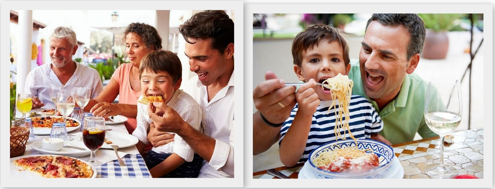 Итальянский мужчина хороший семьянин