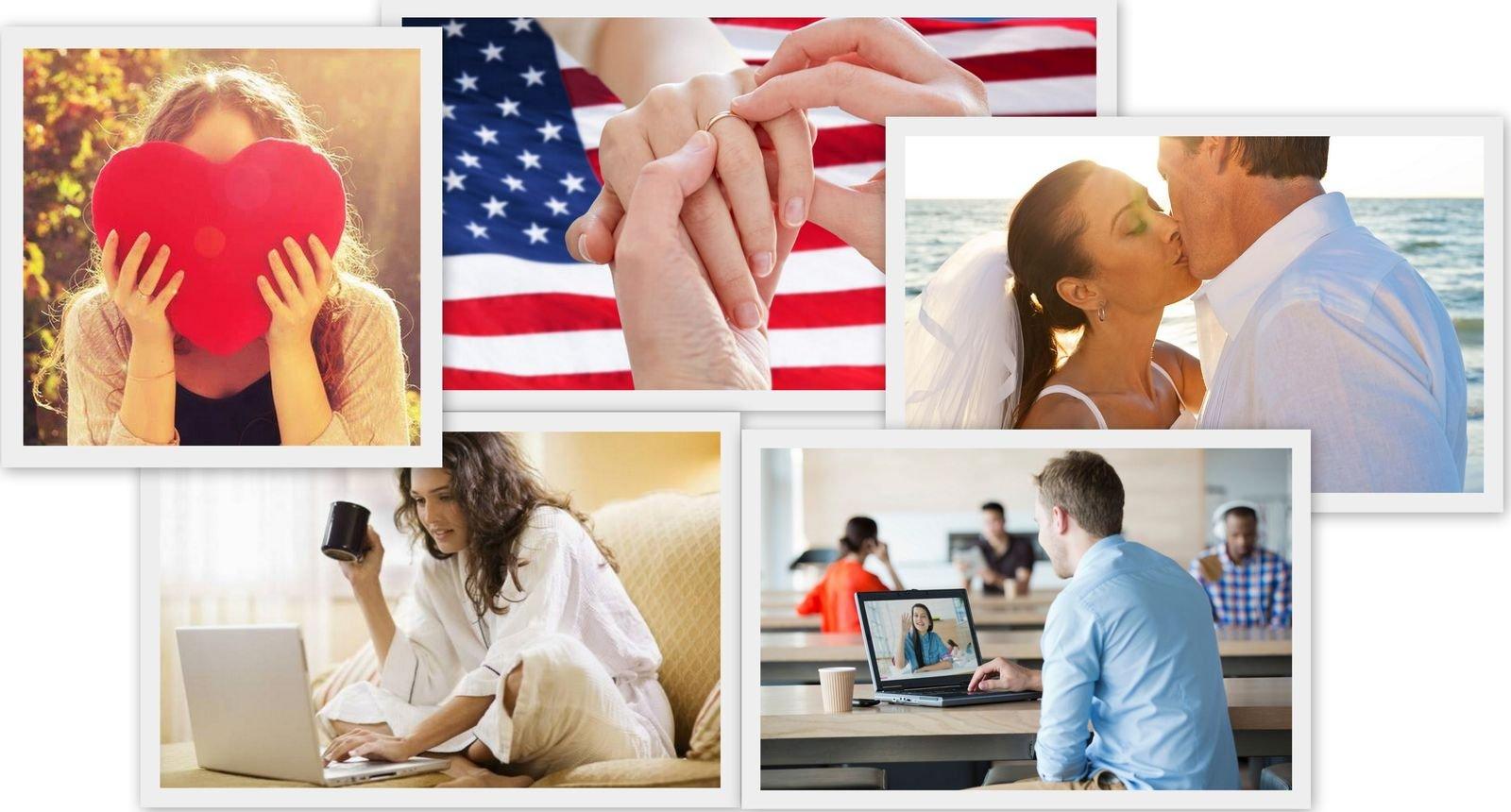 Знакомства с американцами