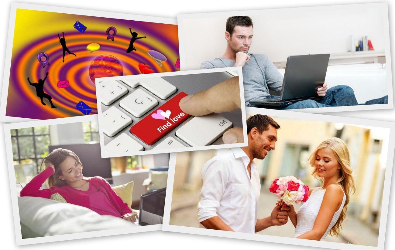 Сайты и чаты знакомств