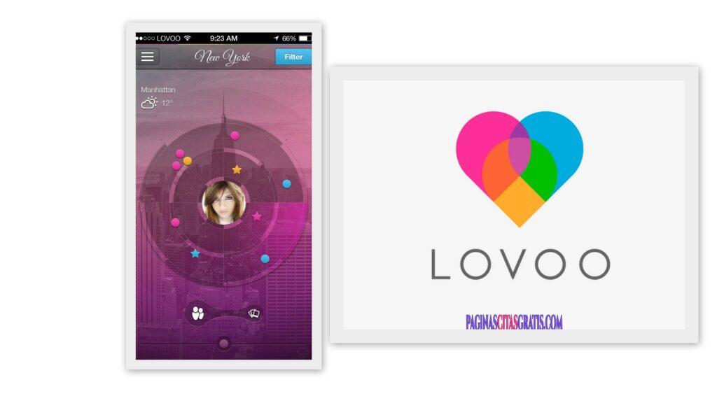 Приложение для знакомств с иностранцами Lovoo