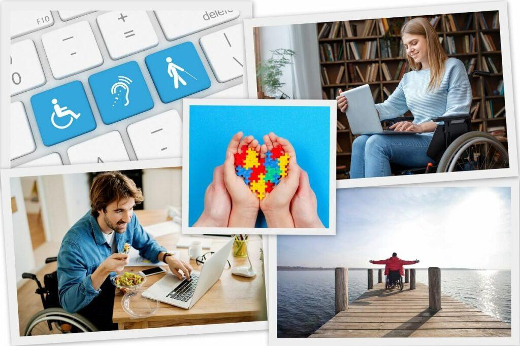 Знакомства для инвалидов в Интернете