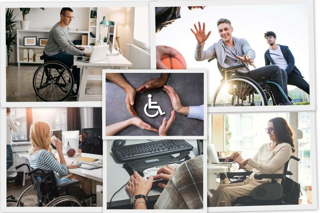 Где и как знакомиться инвалиду?