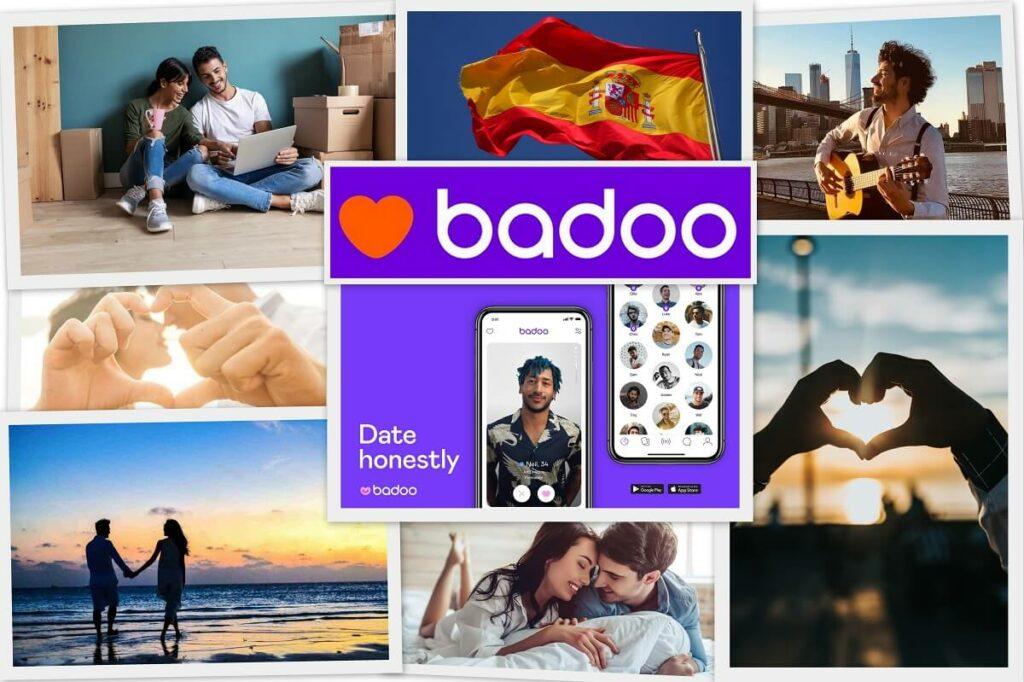 Знакомства с испанцами на Badoo