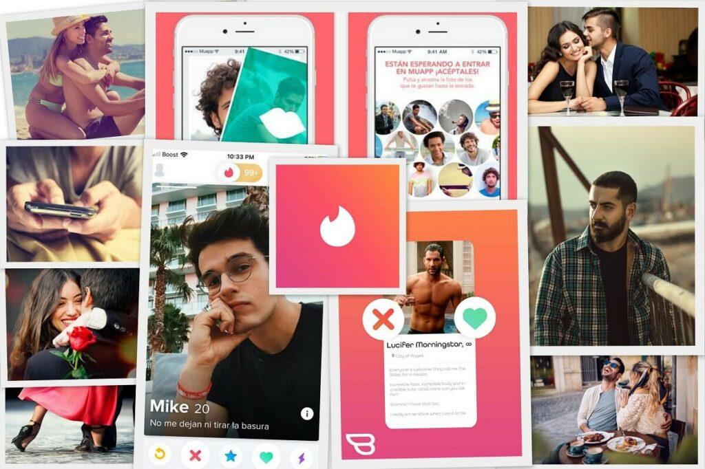 Tinder — приложение для знакомств с испанцами