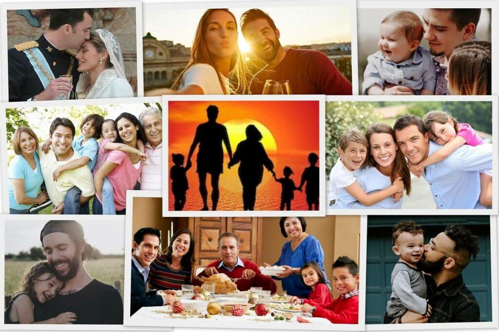 Знакомства в Испании предполагают семейные встречи