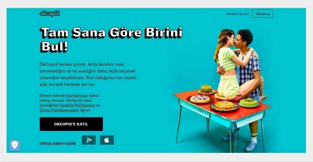 Турецкий сайт знакомств
