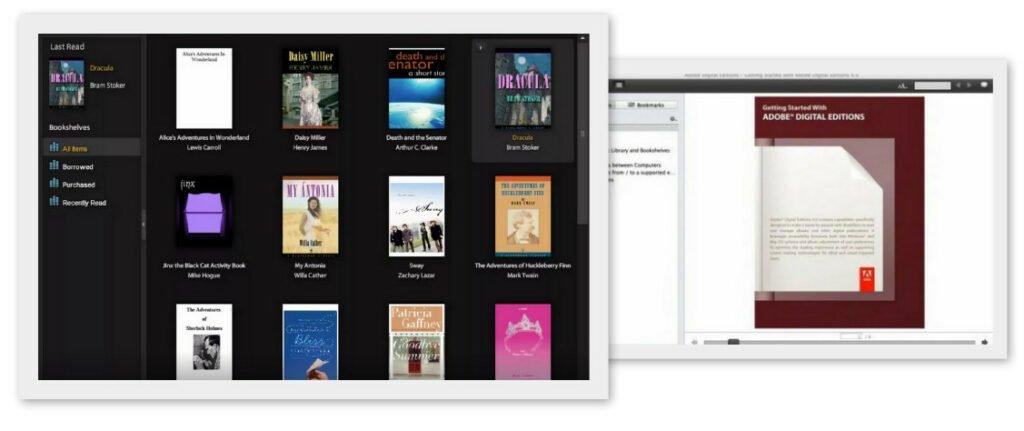Adobe Digital Edition