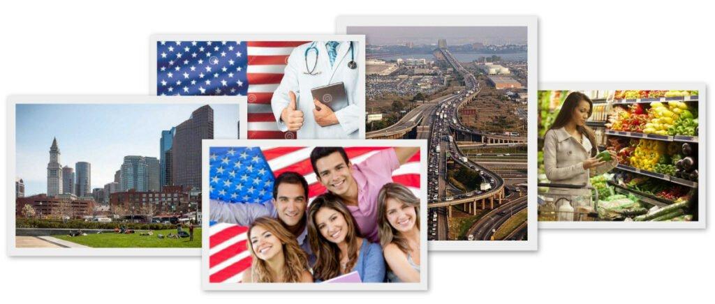 Грин-Карта предоставляет право переезда в США на ПМЖ с возможностью официального трудоустройства, ведения собственного бизнеса и получения образования