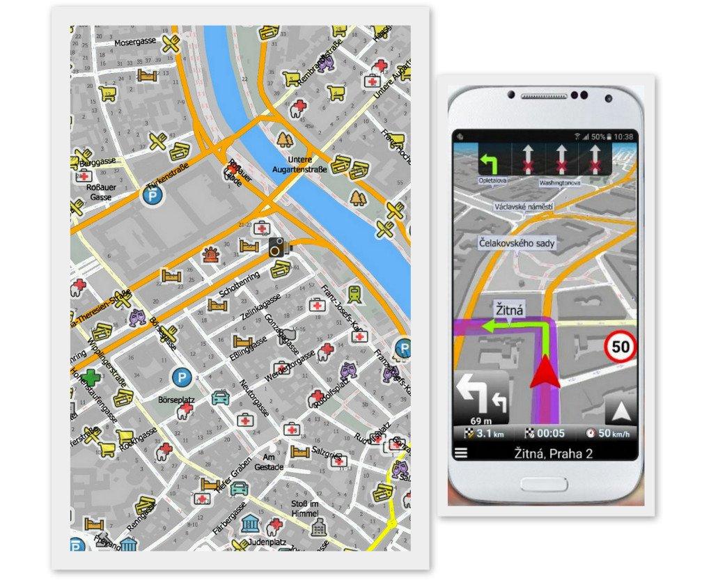 MapFactor Navigator
