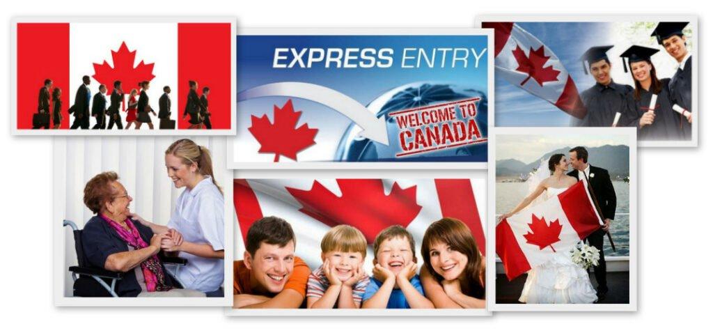 Существует несколько десятков программ иммиграции в Канаду