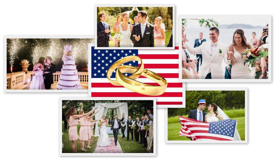 Американская свадьба имеет свои уникальные традиции и правила