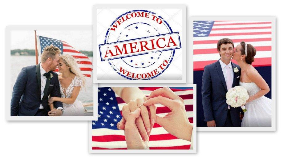 Многие русские девушки мечтают выйти замуж за американца